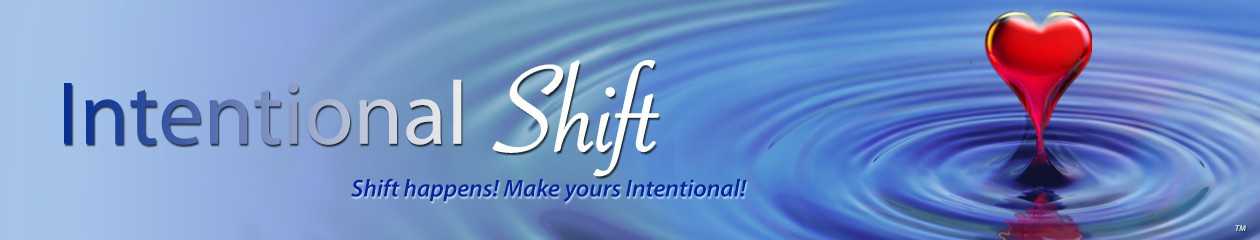 Intentional Shift